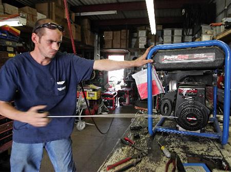 Ремонт и настройка дизельных генераторов