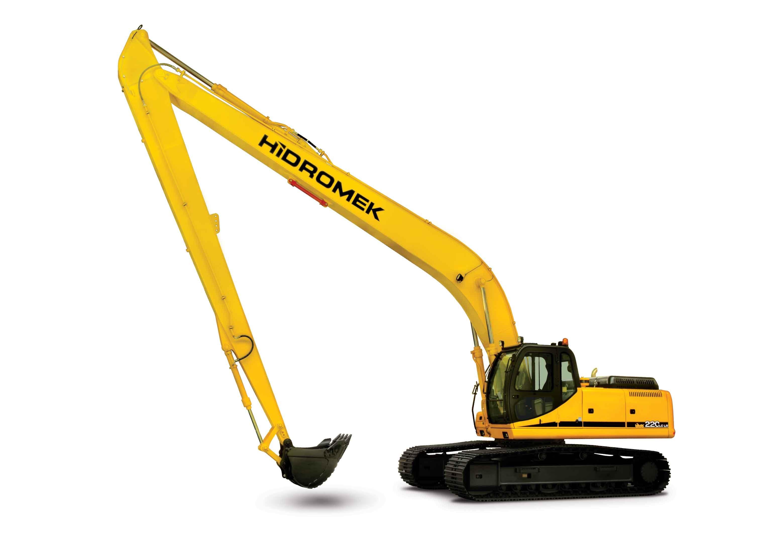 24_tons_Long_reach_type_Crawler_excavator